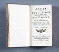 """Boken """"Essai sur l'education médicinale, des enfans, et sur leurs maladies"""" från 1754 - Skoklosters slott - 86271.tif"""