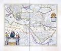 Boksida, karta ur Wr.110:5 (Turc. Imper. Asia Geographie (I.34.17) - Skoklosters slott - 82210.tif