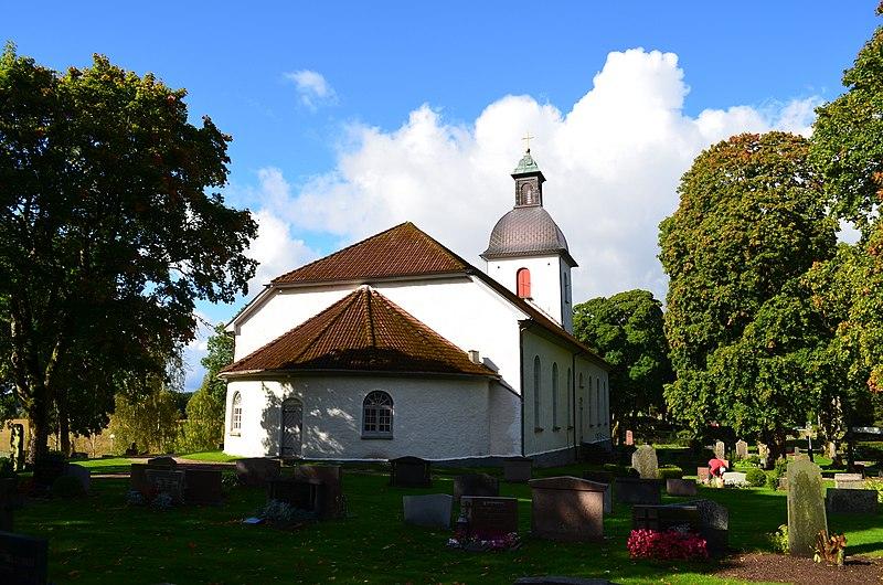 File:Bollebygds kyrka från Ö.JPG