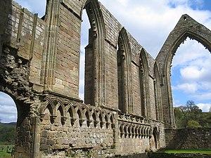 Ruined Bolton Abbey