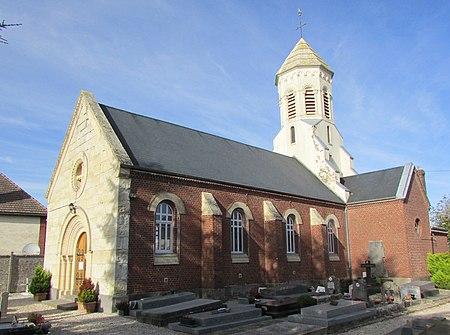 Église de la Nativité-de-la-Sainte-Vierge de Bony