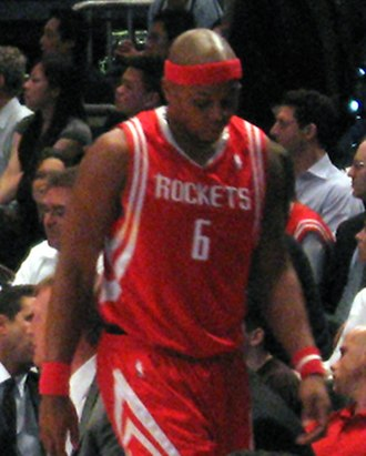 Bonzi Wells - Wells with the Rockets in 2008