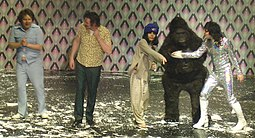 The Mighty Boosh -lavashow vuonna 2006.