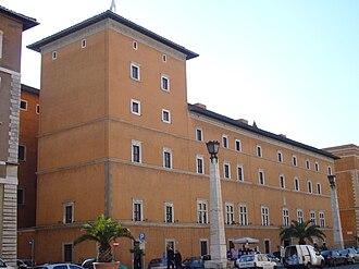 Palazzo Della Rovere - Palazzo dei Penitenzieri.