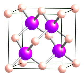 Boron arsenide chemical compound