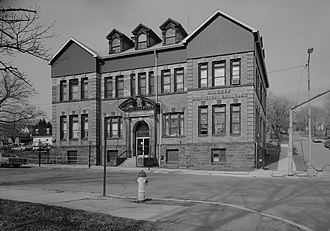 Windber, Pennsylvania - Municipal building
