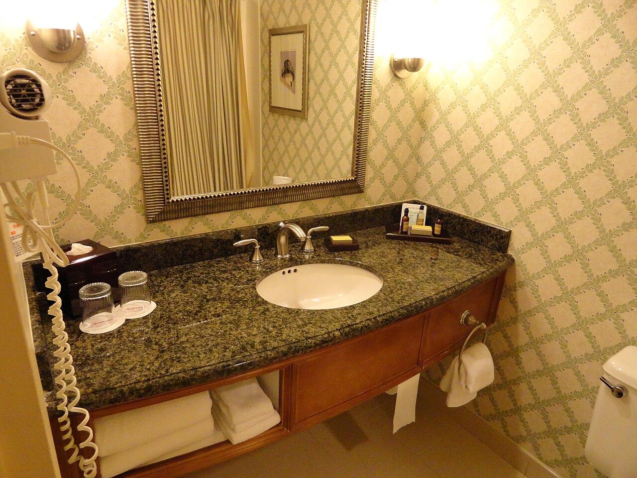 fileboston marriott copley place bathroomjpg - Bathroom Place