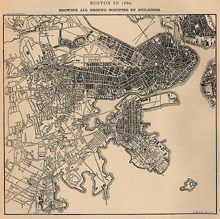 boston historische bauten