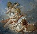 Boucher - Cupids. Allegory of Poetry, 1760s.jpg