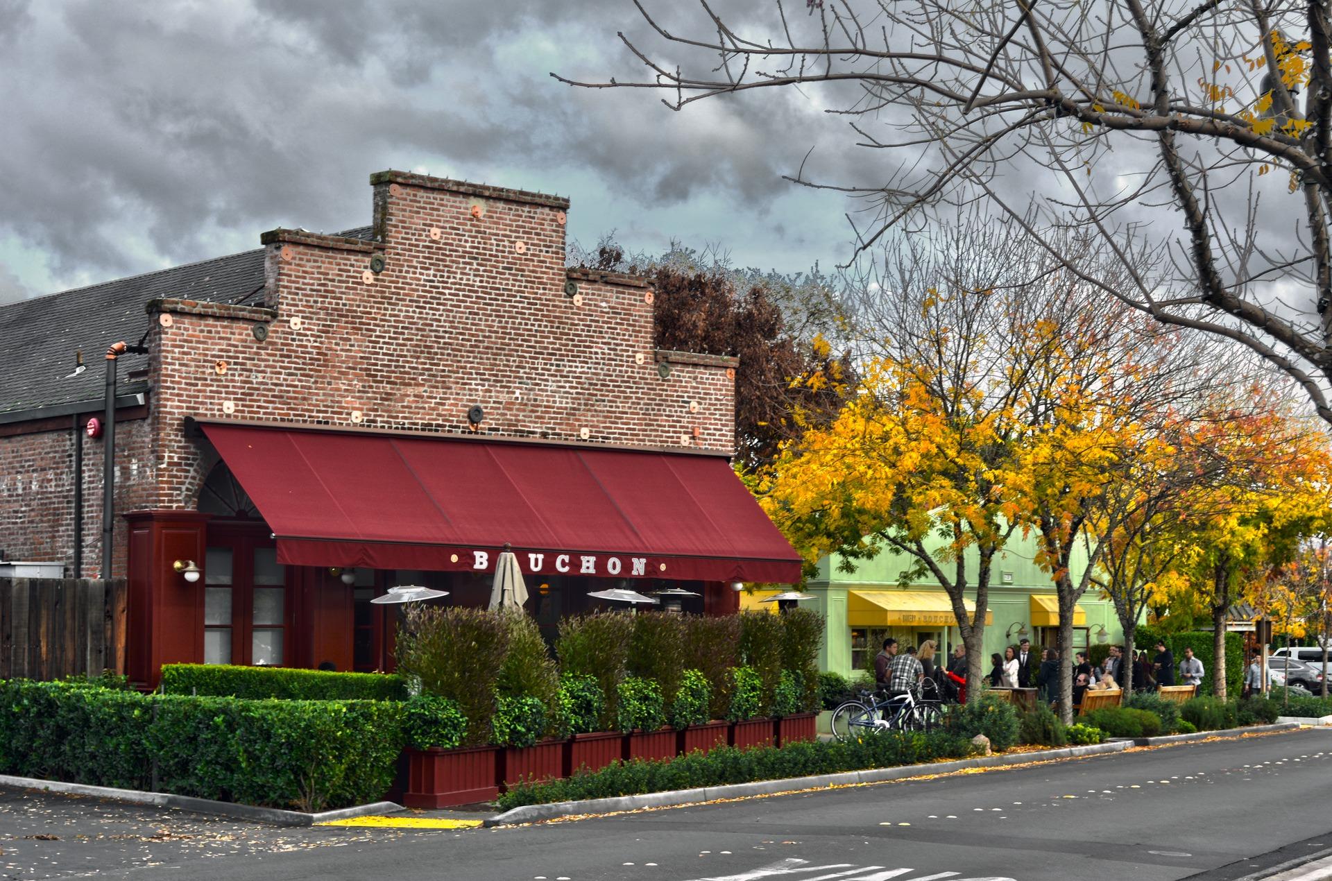 bouchon restaurant wikipedia