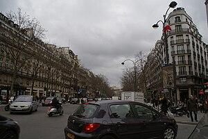 Boulevard de la Madeleine - Boulevard de la Madeleine