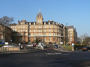 Unitary authority - Image: Bournemouth, Town Hall geograph.org.uk 637216