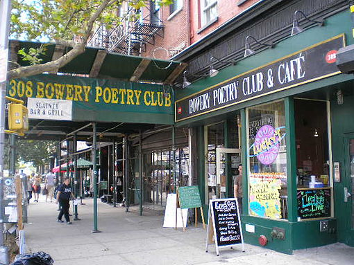 The Bowery Poetry Club BoweryPoetryClub.JPG