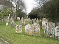 Boxgrove Churchyard (3) - geograph.org.uk - 1725423.jpg