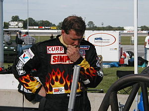 Brad Noffsinger - Noffsinger at IRP in 2003