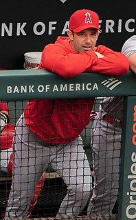 Brad Ausmus American baseball player and manager