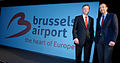Brand launch Brussels Airport (11993148373).jpg