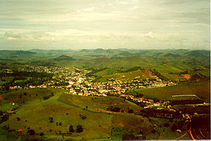 Bicas - Image: Brasil.mg.bicas foto.aerea.1995 1