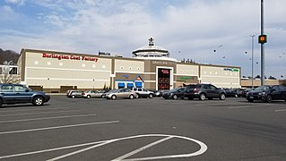 Brass Mill Center Shopping mall in Connecticut, United States
