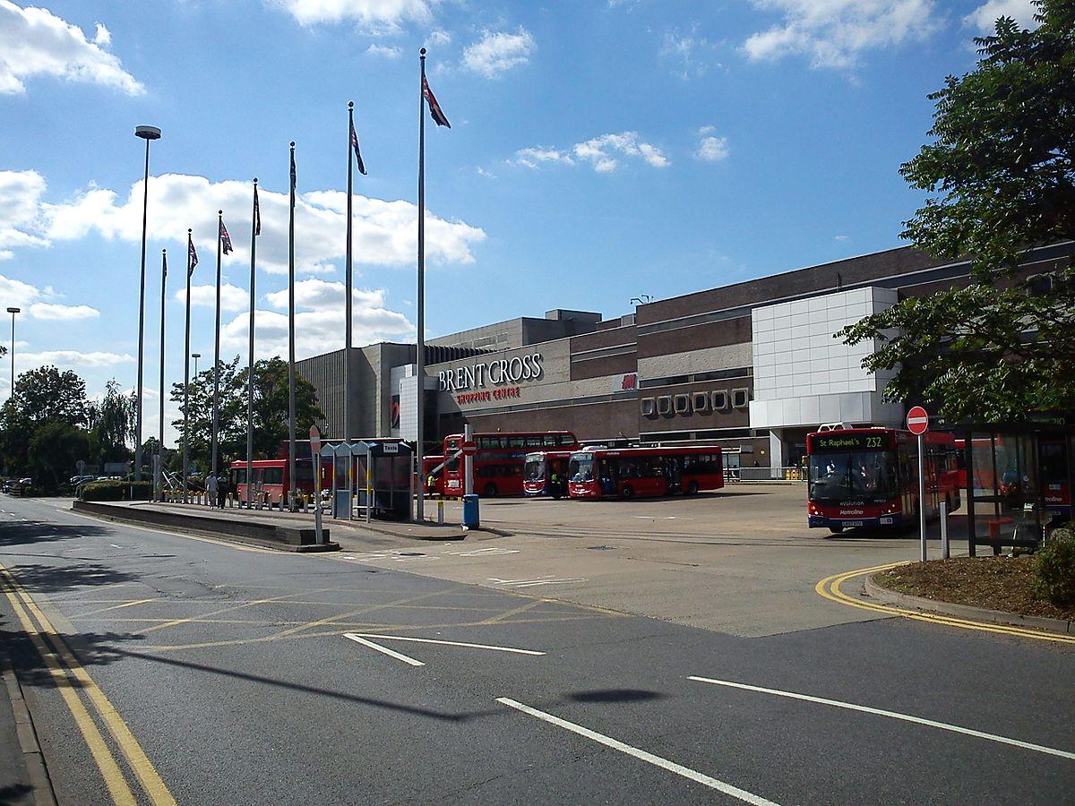 Brent Cross Station Car Park