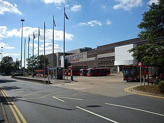 Brent Cross - Brent Cross Bus Station