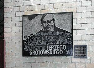 Jerzy Grotowski - Wroclaw: Grotowski