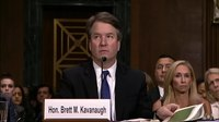 File:Brett Kavanaugh and Christine Blasey Ford testify before the Senate Judiciary Committee - part two.webm
