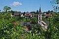 Bretten Ruit - Blick auf die ev. Kirche - panoramio.jpg