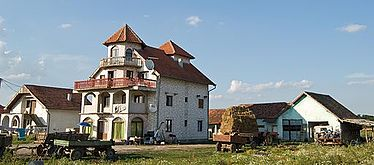 house in brgule serbia - House