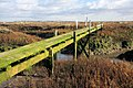 Bridge on the saltings - geograph.org.uk - 1044638.jpg