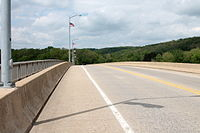 Bridge over the Susquehanna River at Catawissa.JPG