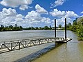 Brisbane River at Tennyson, Queensland looking downstream.jpg