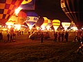 Bristol Balloon Fiesta August 2004 Nightglow.JPG