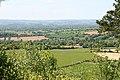 Broadhembury - towards the village - geograph.org.uk - 178663.jpg