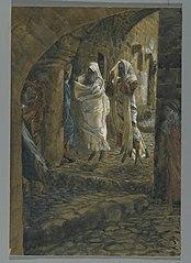 The Dead Appear in Jerusalem
