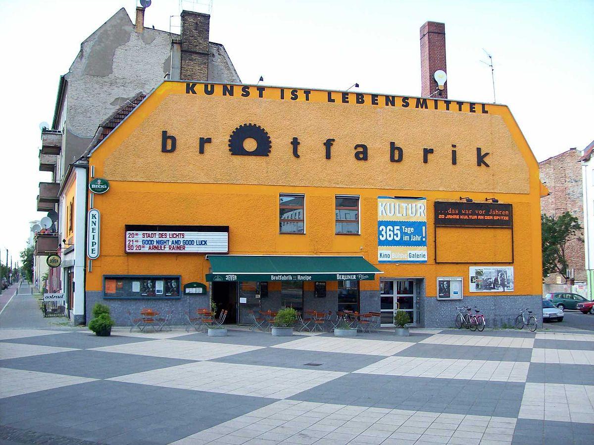 Kino Brotfabrik Berlin