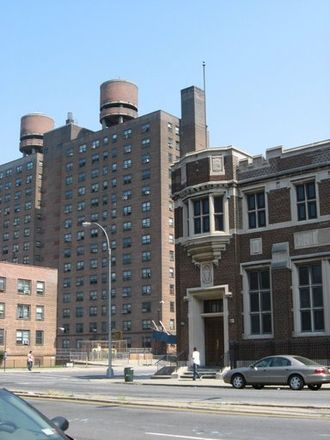 Brownsville, Brooklyn - Van Dyke I Houses