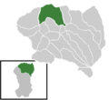 Brrut in Sharr (Dragash) Municipality.png