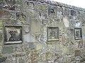 Bruntsfield House wall tablets - geograph.org.uk - 1738260.jpg