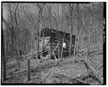 Buckhorn Manor, Log Dwelling, State Route 603, Bacova, Bath County, VA HABS VA,9-BACO.V,1C-3.tif