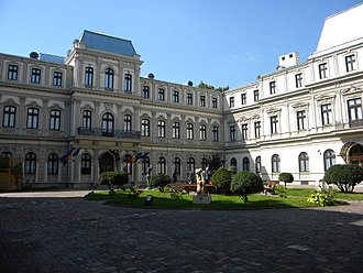Museum of Art Collections - The Museum of Art Collections (Palatul Romanit)