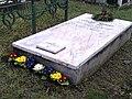Bucuresti, Romania. Cimitirul Bellu Catolic. Mormantul lui LUDOVIC MRAZEC (Martie 2018).jpg