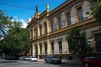 Barracas, Buenos Aires - Image: Buenos Aires Barracas Colegio Santa Felicitas 20071215d