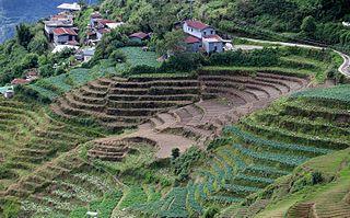 Buguias,  Cordillera, Philippines