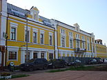 Buildings on Fiodorova street in Podolsk.jpg