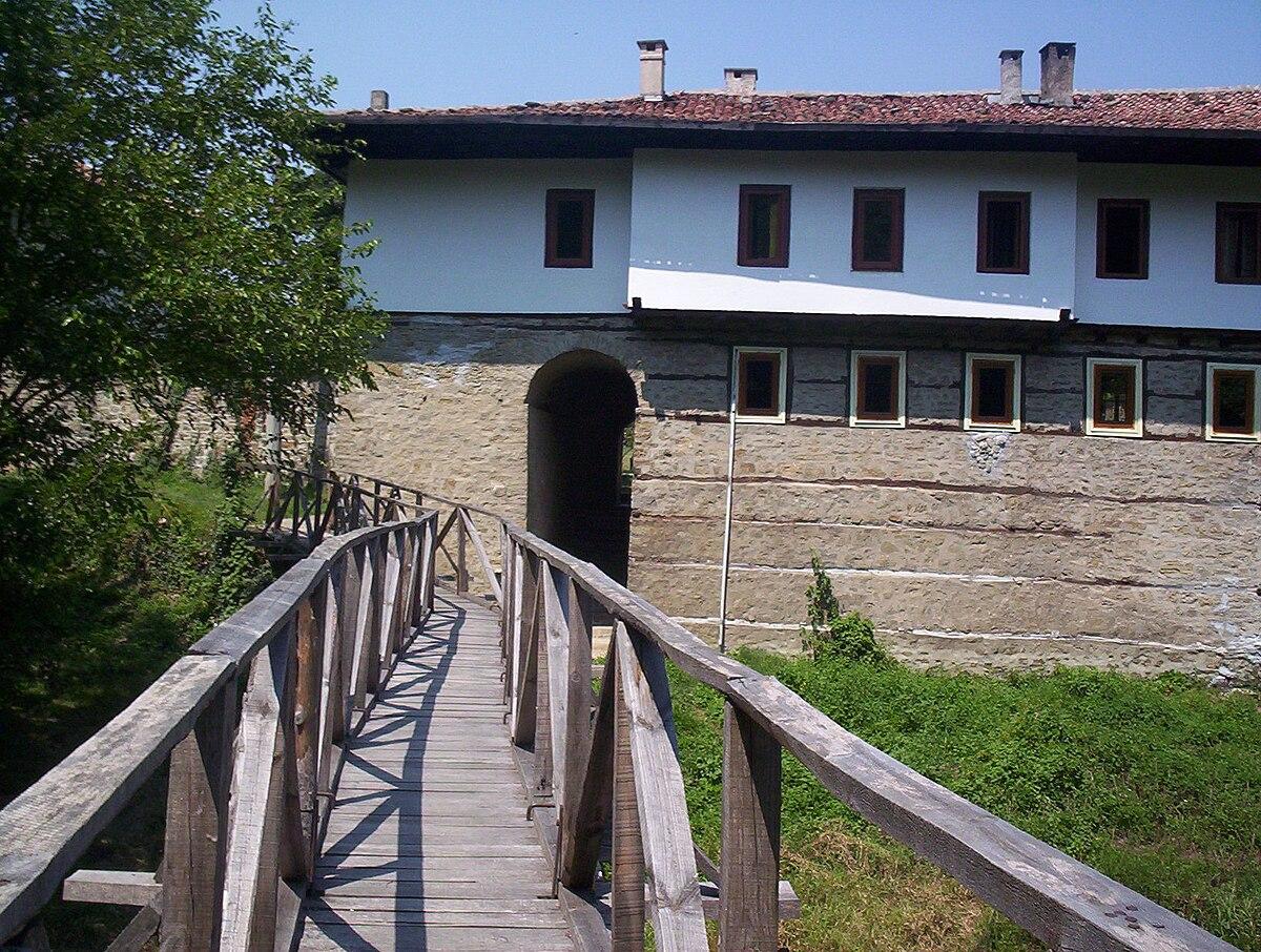 Къпиновски манастир – Уикипедия