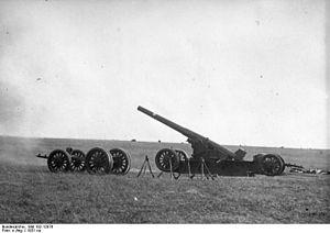Canon de 220 L mle 1917 - Canon de 220 L mle 1917, 1931