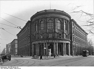 Felix von Luschan - Völkerkundemuseum Berlin, about 1900