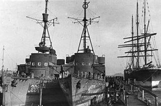Minesweeper flotilla (Kriegsmarine)