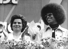 valentina tereshkova achievements